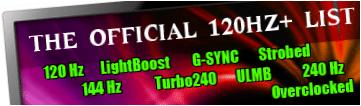 official-120hz-list
