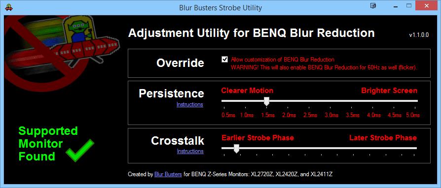 strobe-utility