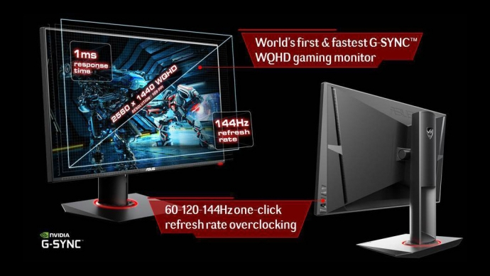 AMD Demonstrates Desktop FreeSync Monitor