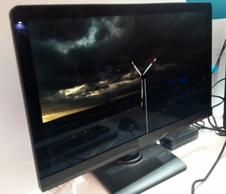 AMD Demonstrates Desktop FreeSync Monitor