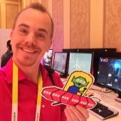 Thumbnail: Mark Rejhon at CES 2015