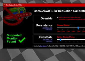 BenQ Strobe Utility