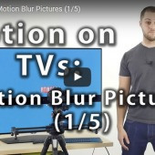 VIDEO: Motion blur testing technique