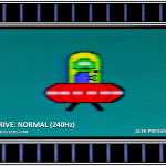 Blur Buster's Acer Predator XB252Q 240Hz Pursuit Test Preview