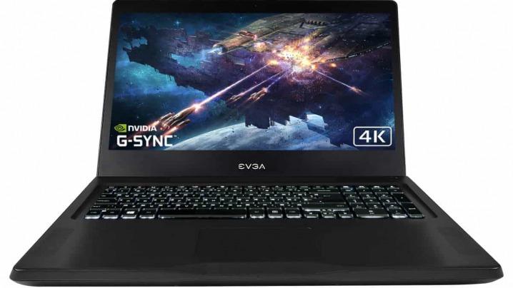EVGA SC17 1080 G-SYNC Gaming Laptop