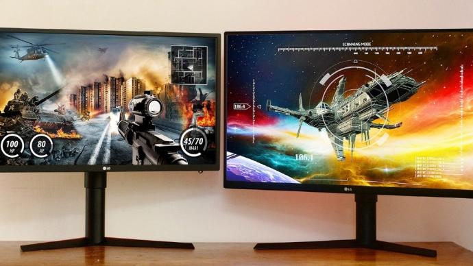 LG 27GK750 and 32GK850 Monitors
