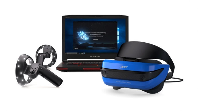 Microsoft Mixed Reality VR Headset