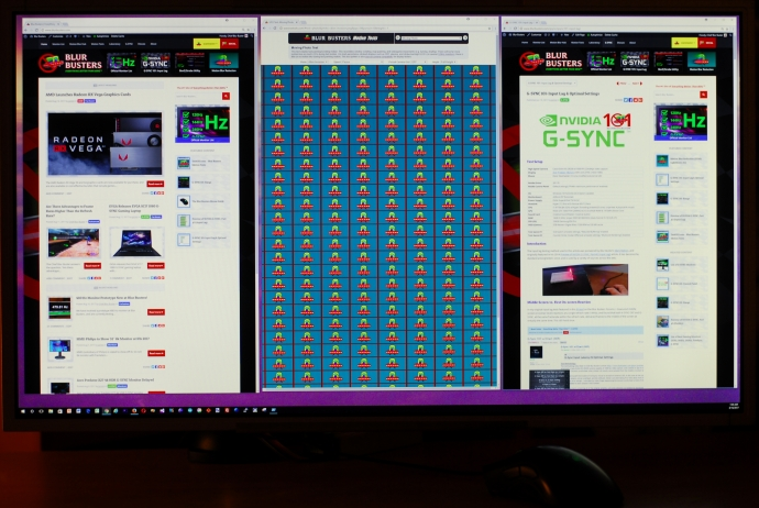 Test Results: 4K 120 Hz Display with bonus 1080p 240 Hz & 540p 480