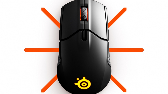 "SteelSeries Announces ""TrueMove3"" 1:1 Mouse Sensor"
