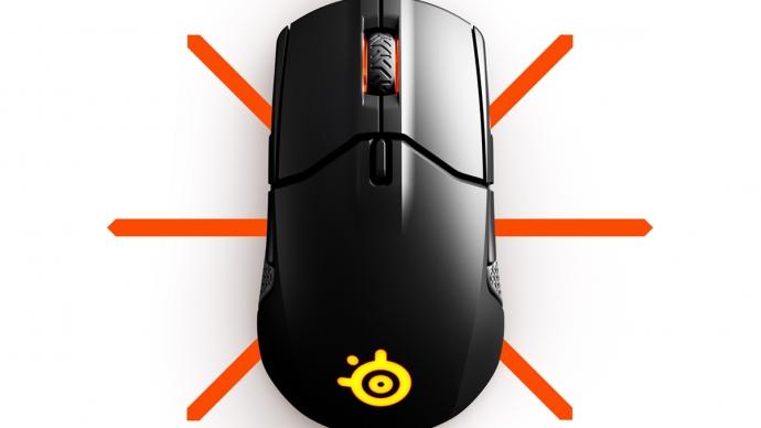 "SteelSeries Announces ""TrueMove3"" 1:1 Mouse Sensor"