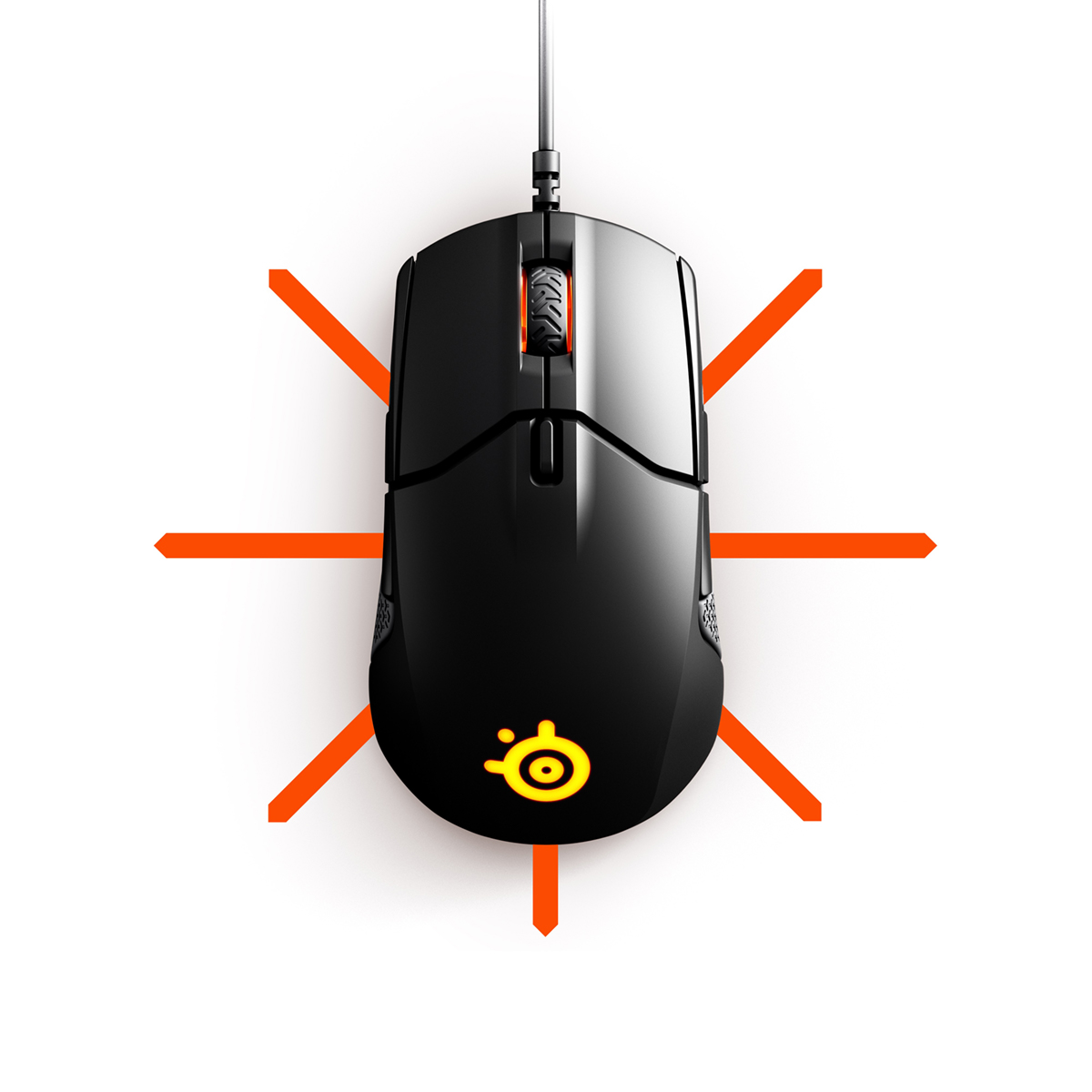 Steelseries Announces Truemove3 1 To Mouse Sensor Blur Busters Rival 100 Dota 2