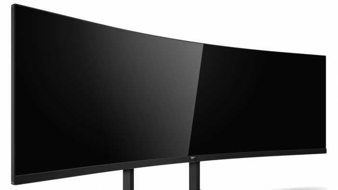 Philips 492P8 Monitor