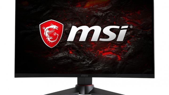 MSI Optix MAG24C Monitor