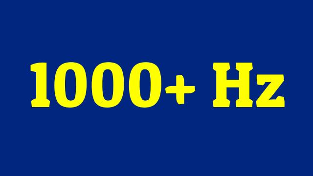 1000Hz