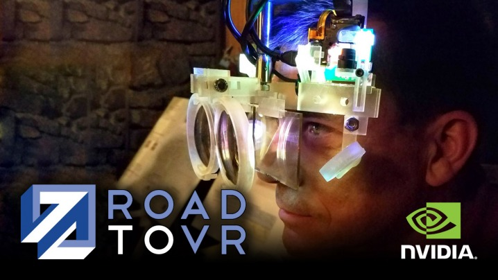 RoadToVR Nvidia VR Research Series