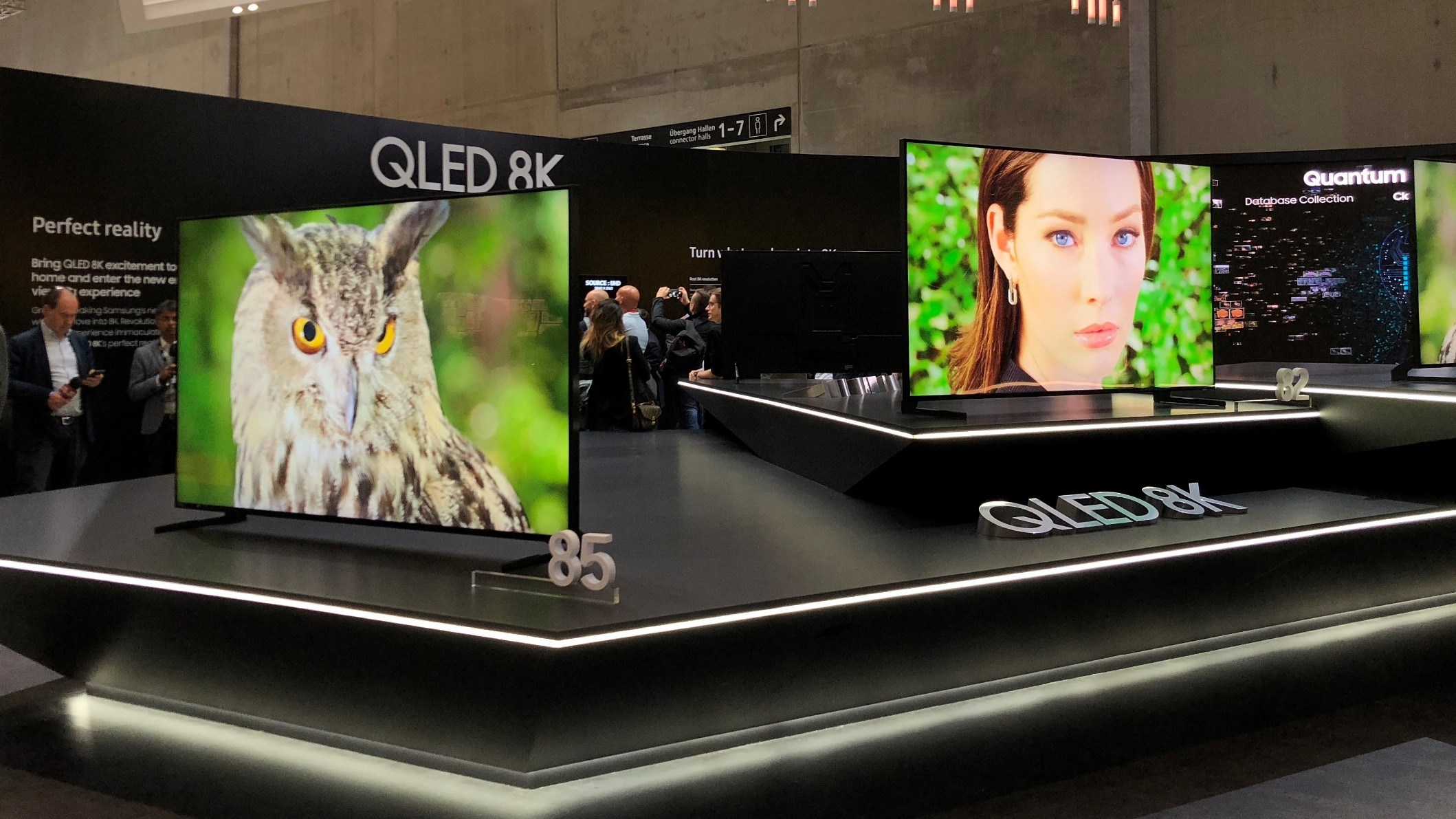 Samsung Announces 8K TVs with AI Upscaling, Low Lag, and
