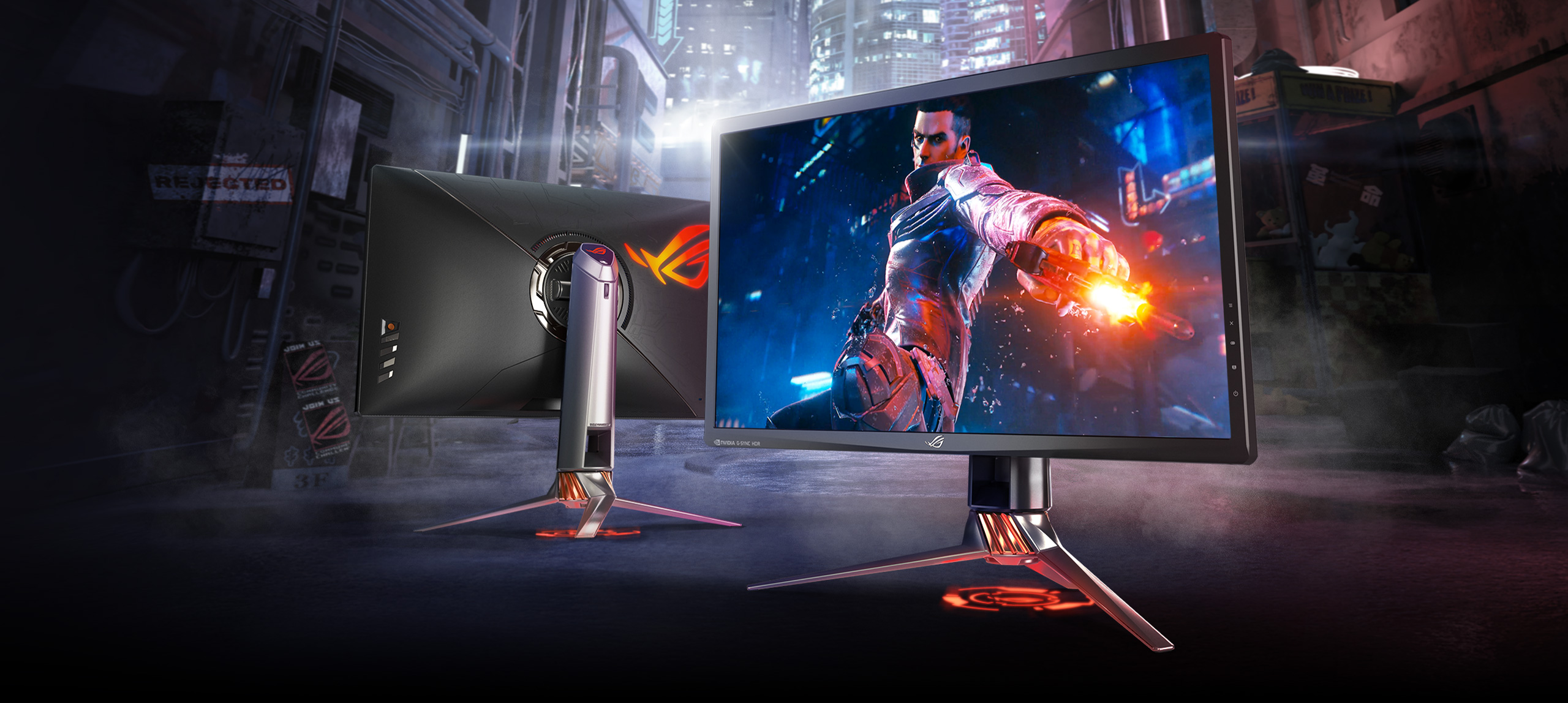 G-SYNC 4K 144hz is Here! The Asus ROG Swift PG27U | Blur Busters