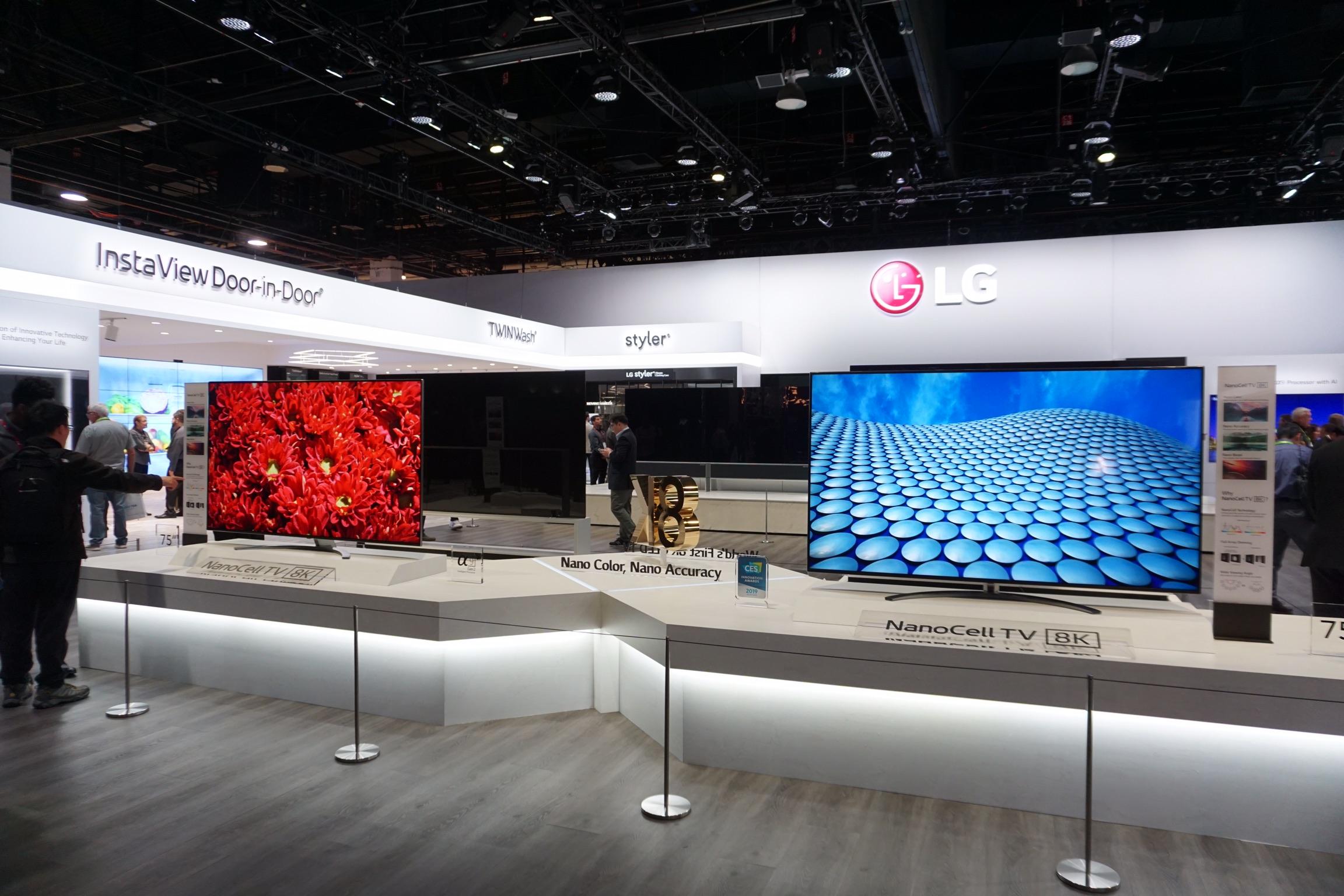LG Releases Nano IPS 144Hz With Faster IPS GtG, Plus 4K 120Hz OLEDs