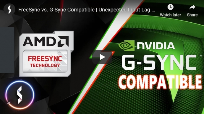 Interesting Unexpected NVIDIA FreeSync vs G-SYNC Results