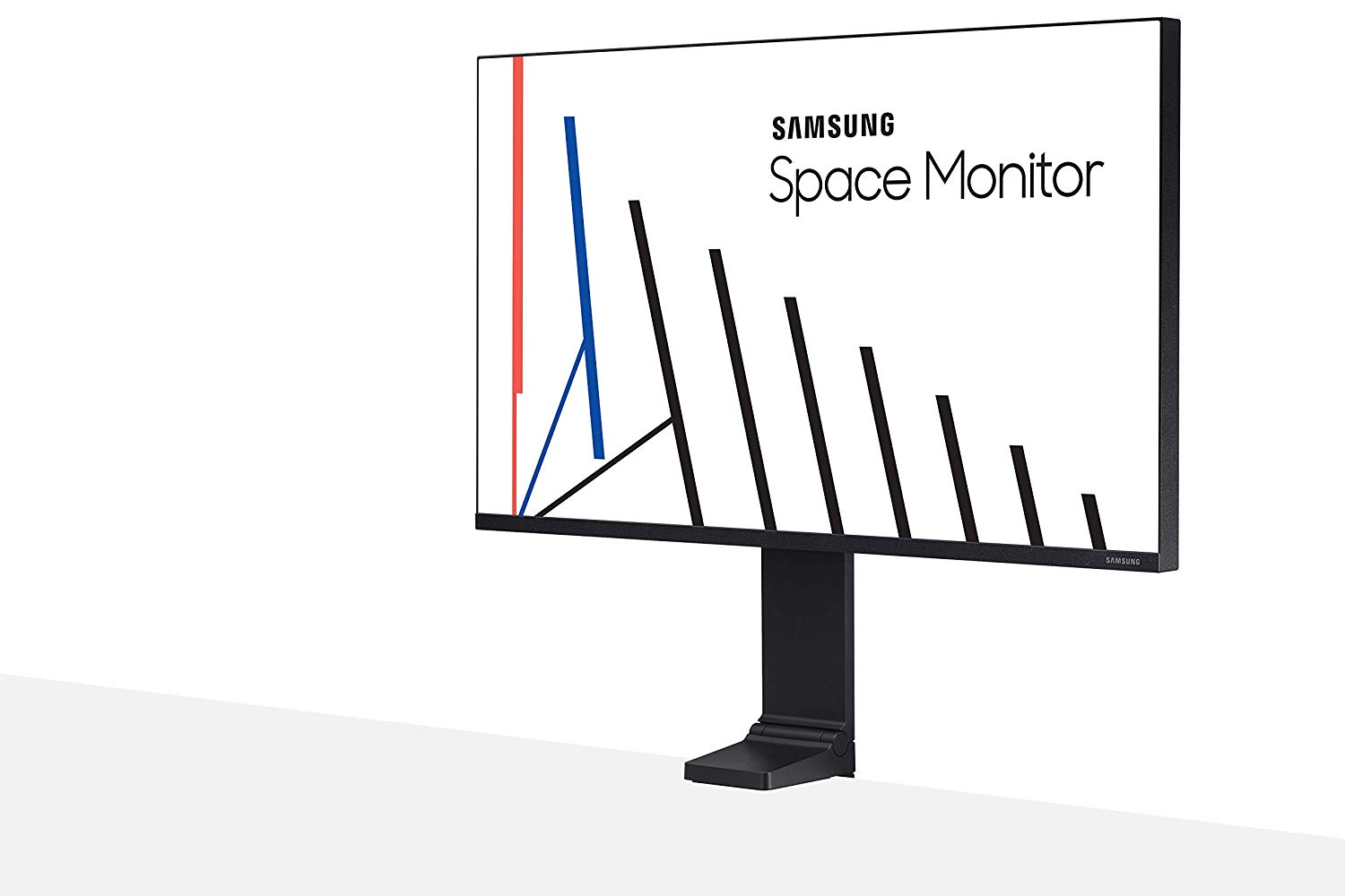 samsung space monitor has secret  i am a 144hz gaming
