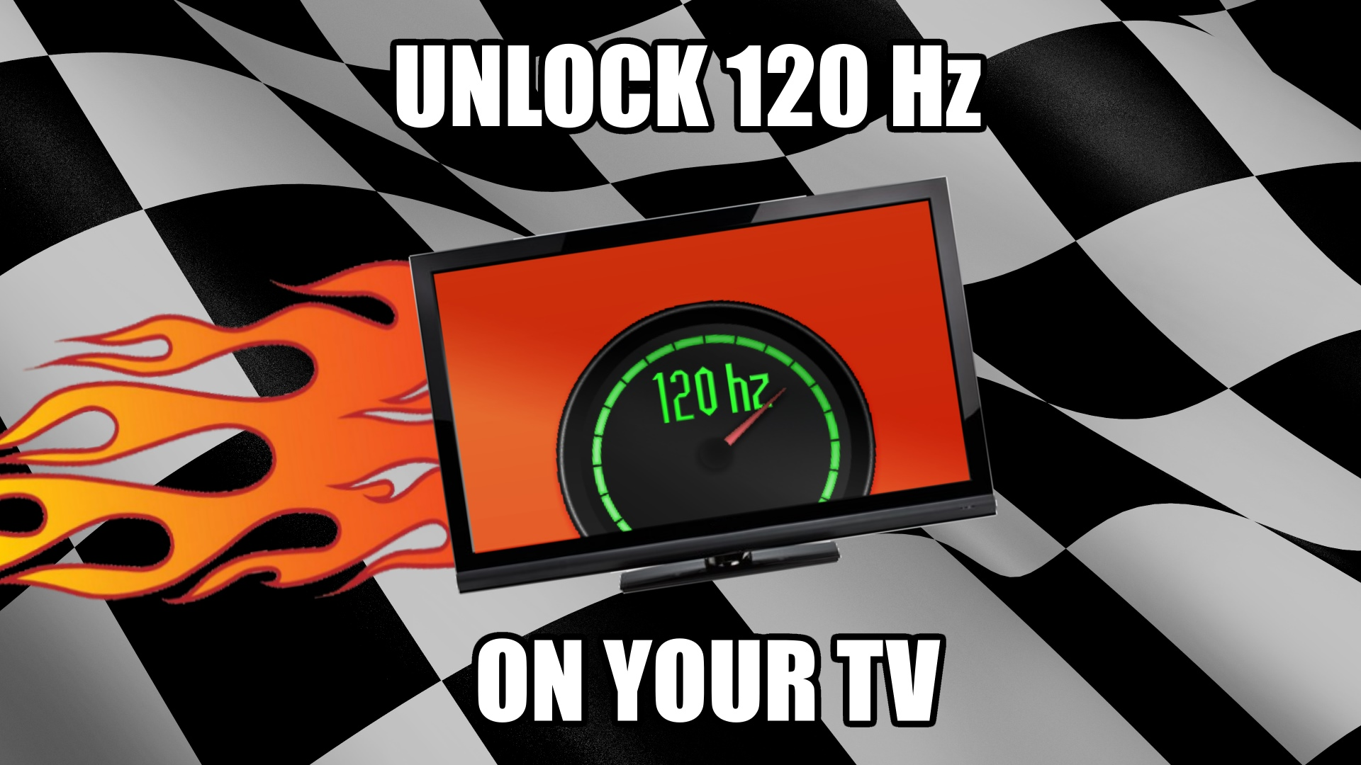 True 120Hz from PC to TV | Blur Busters