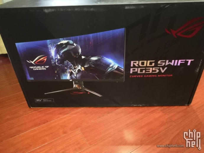 ASUS ROG PG35VQ Finally Starts Shipping – 200 Hz 1440p
